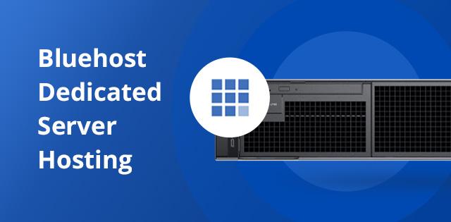 Bluehost india dedicated server i